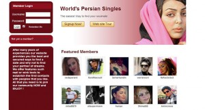 dating site tehran