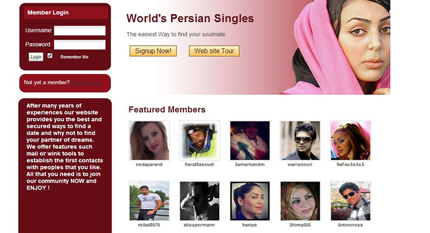 Dating Iranian Women - Meet Single Girls And Ladies from Iran Online