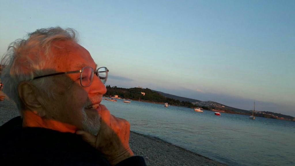 عکس روز گذشته دکتر ابراهیم یزدی در ازمیر ترکیه