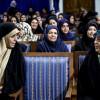 مراسم تکریم و تودیع و معارفه زنان کابینه برگزار شد؛اتهامات ۴۰۰ صفحهای به معاونت زنان را از یاد نمیبریم