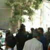 تجمع دراویش گنابادی در تهران به خشونت کشیده شد