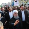رئیس جمهور در مراسم ۲۲ بهمن: بگذارید همه سلیقهها در انتخابات حضور پیدا کنند