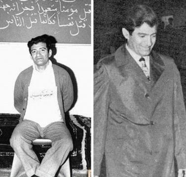 دکتر غلامرضا نیک پی آخرین شهردار تهران قبل از انقلاب که در تاریخ 22 فروردین 1358 تیرباران شد