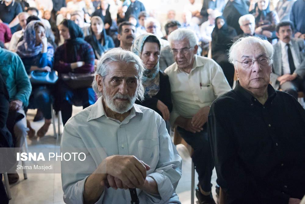 مراسم بزرگداشت عباس امیر انتظام