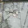 شکستن سنگ مزار زنده یاد دکتر یزدی توسط افرادی ناشناس / خبر تکمیلی